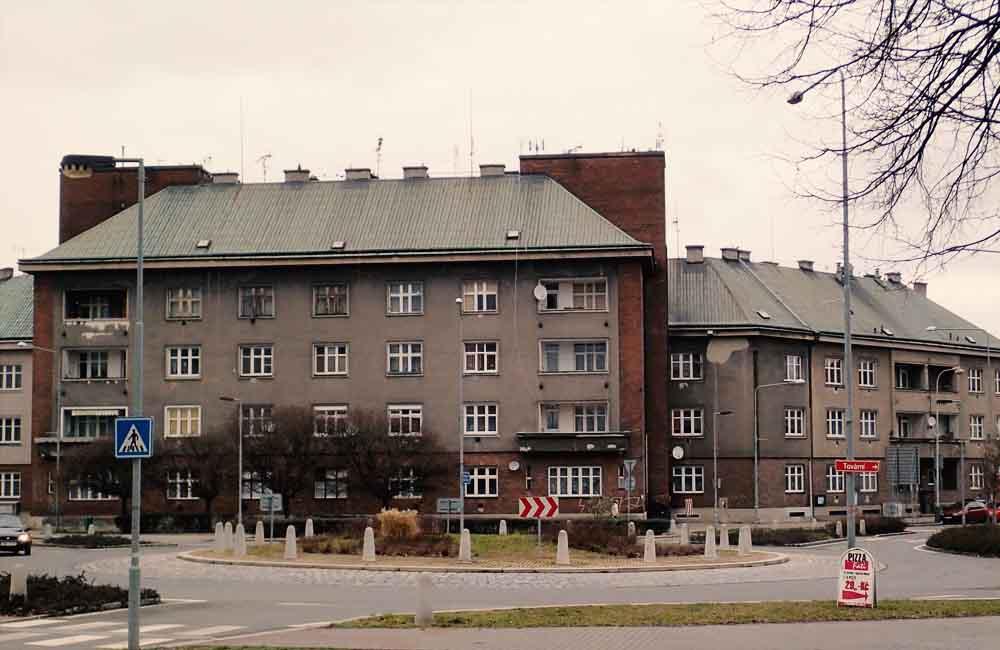 PENB bytový dům Kolín