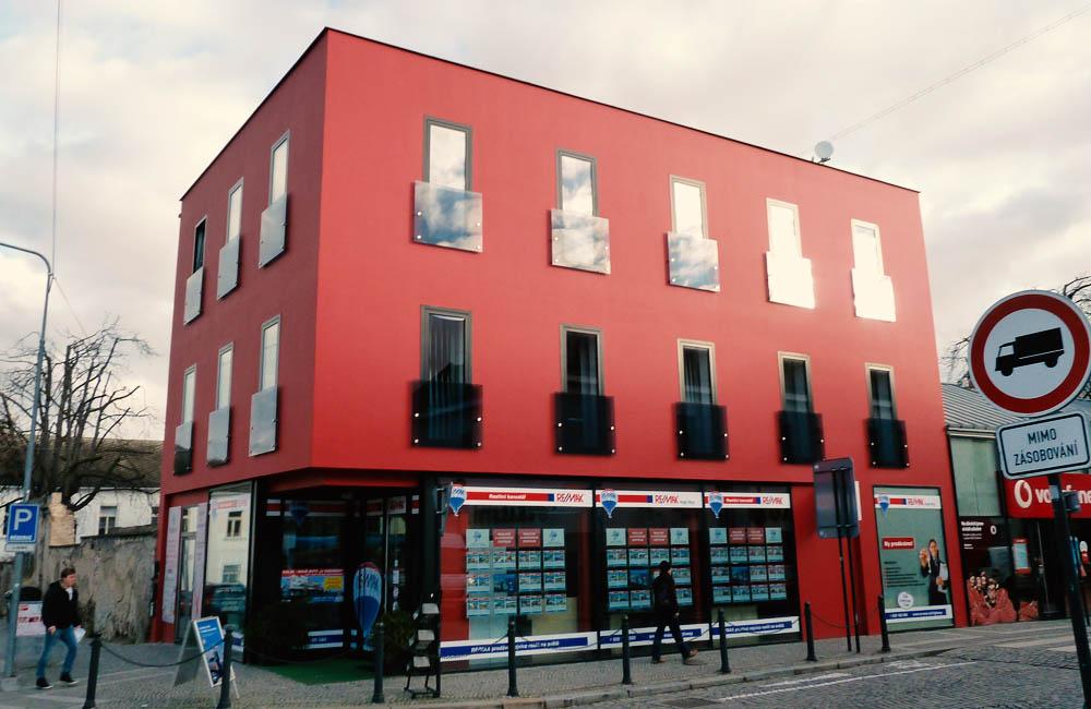 PENB komerční budova Kolín